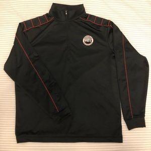 Nike Dri-fit Quarter-zip Pullover